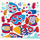 Funny Fishes - GraphicRiver Item for Sale