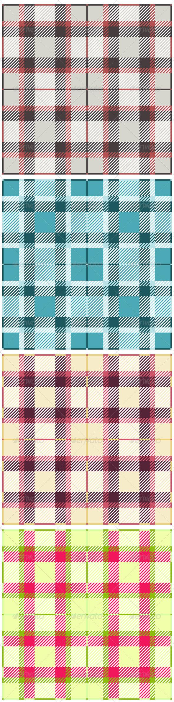 GraphicRiver Textile Patterns 4940429