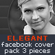 Elegant Facebook Timeline Cover Pack - GraphicRiver Item for Sale