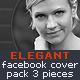 Elegant Facebook Timeline Cover Pack - GraphicRiver Item for Sale