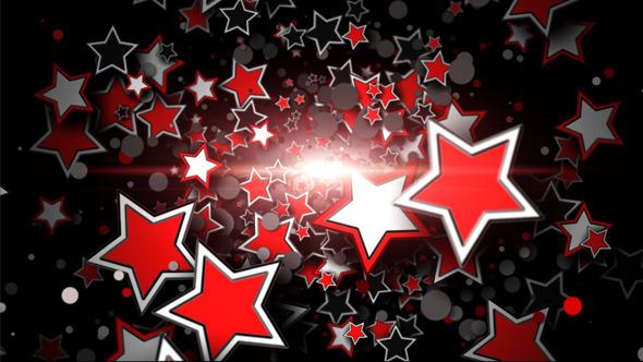 Stars Background Loop
