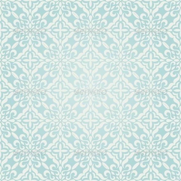 GraphicRiver Seamless Winter Ornament 4944399