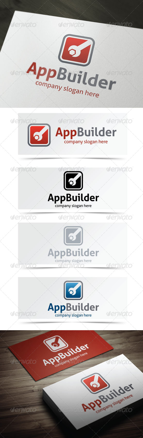 GraphicRiver App Builder 4945055
