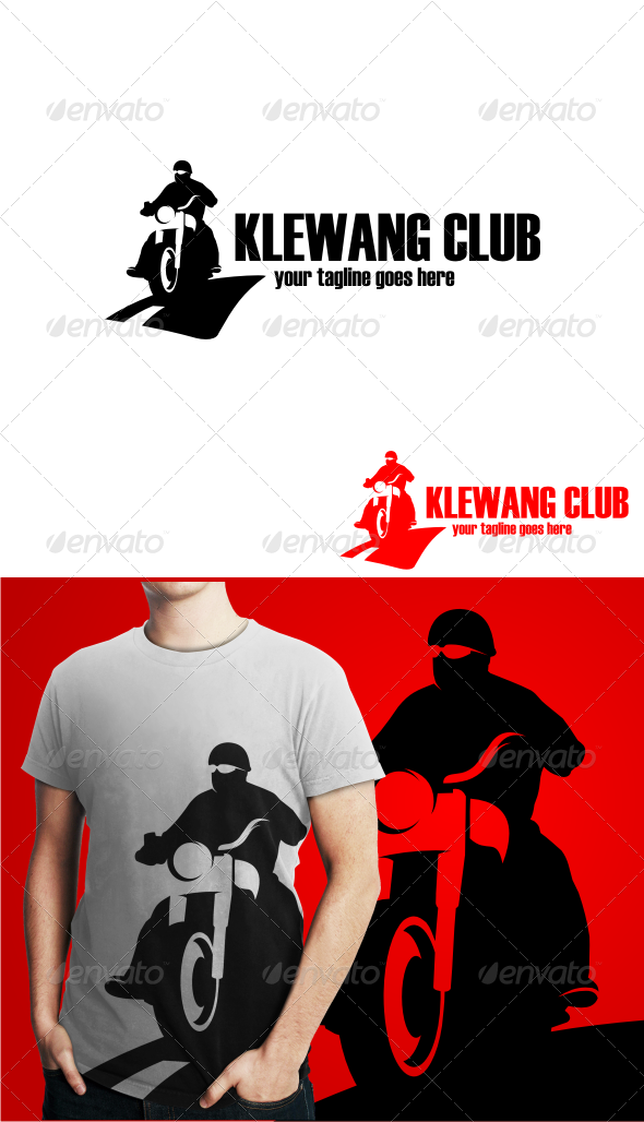 GraphicRiver Klewang Club Logo Templates 4946590