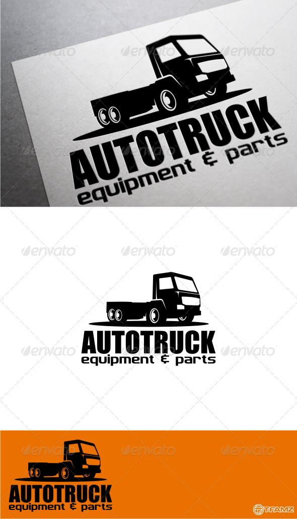 GraphicRiver Auto Truck Logo Templates 4946804