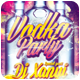 Vodka Party Flyer Templates - GraphicRiver Item for Sale
