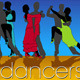 Latino Dancers Set - GraphicRiver Item for Sale