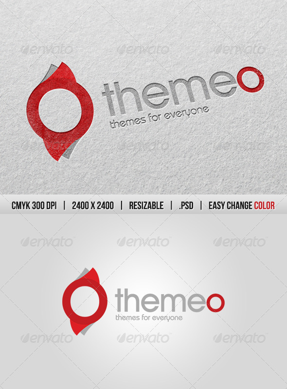 GraphicRiver O Letter Logo 4015942