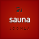 Sauna – Responsive Jooma Template  Free Download