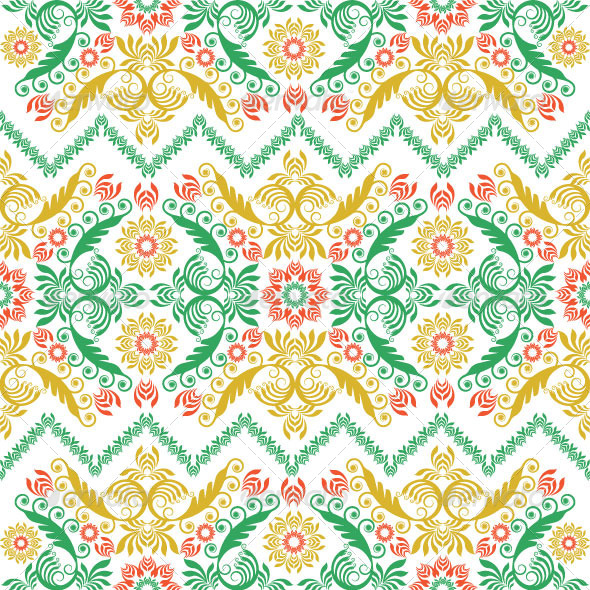 GraphicRiver Seamless Classic Pattern 4948215