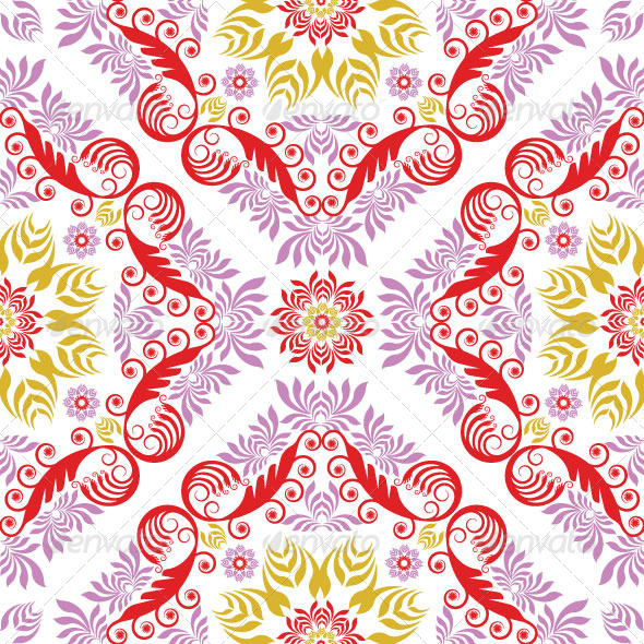 GraphicRiver Seamless Classic Pattern 19 4948226