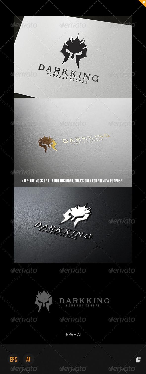 GraphicRiver Dark King Logo 4942933