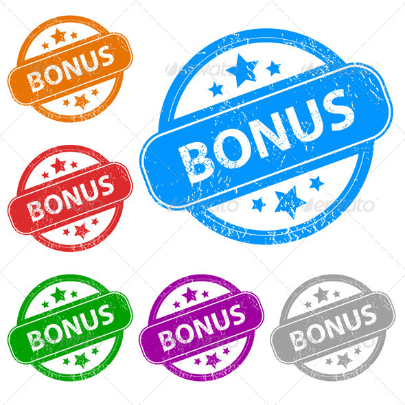 GraphicRiver Bonus Grunge Set 4948471