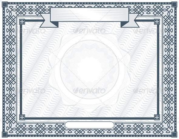 GraphicRiver Cercificate 4948492