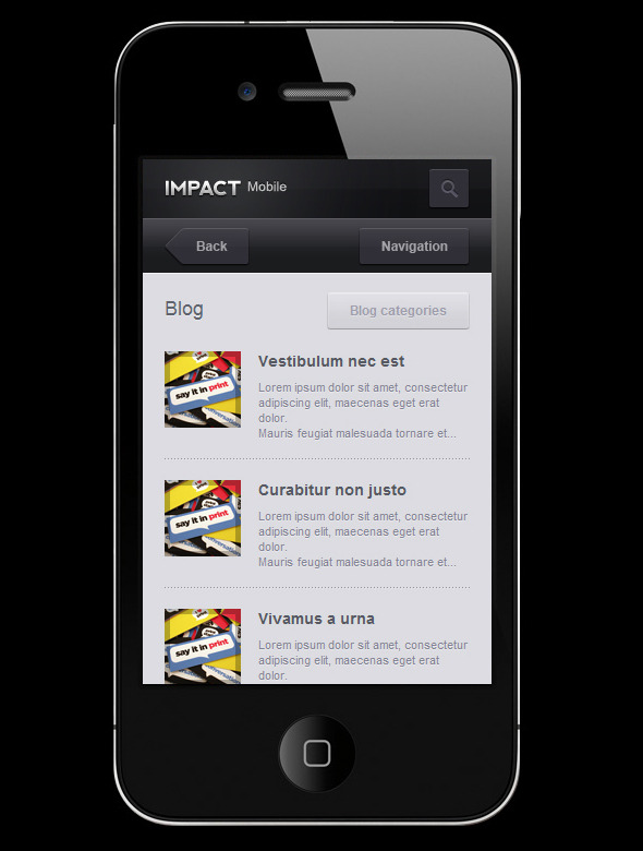 Impact Mobile