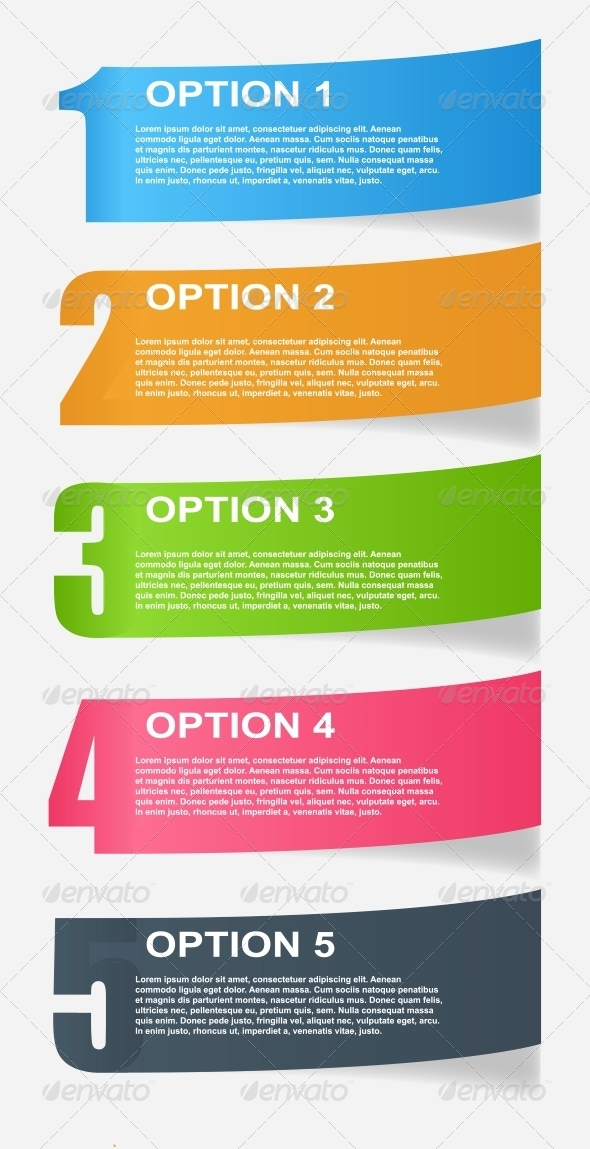 GraphicRiver Infographic Template Vector Illustration 4949325