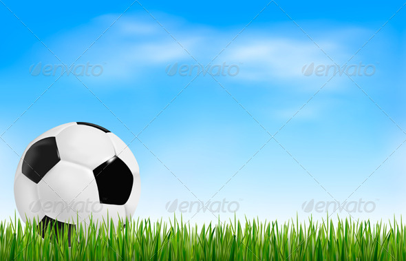 GraphicRiver Football Background 4950588