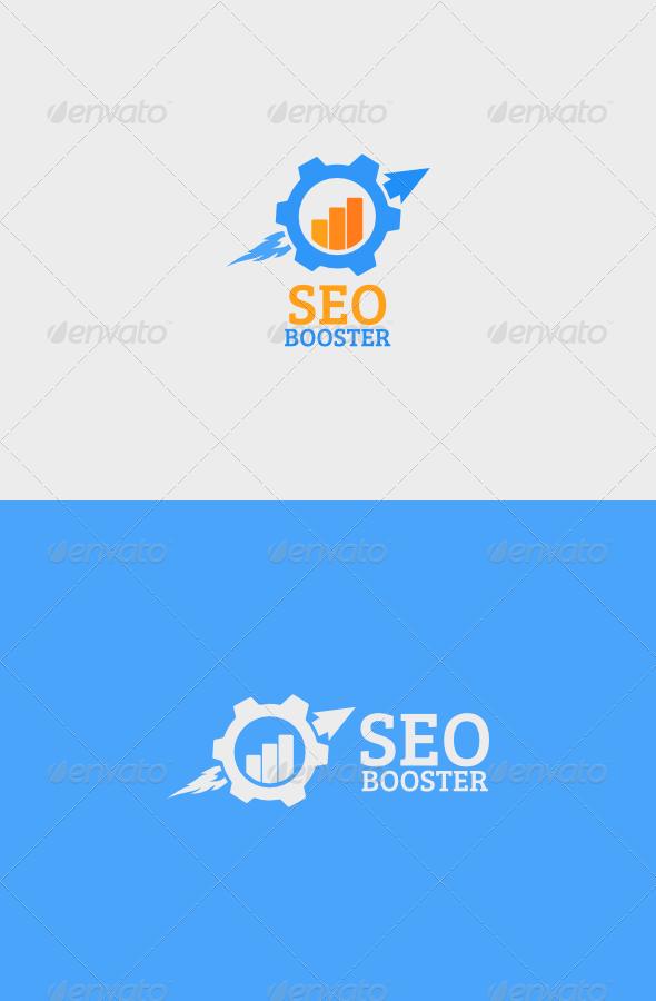 GraphicRiver SEO Booster Logo 4955533