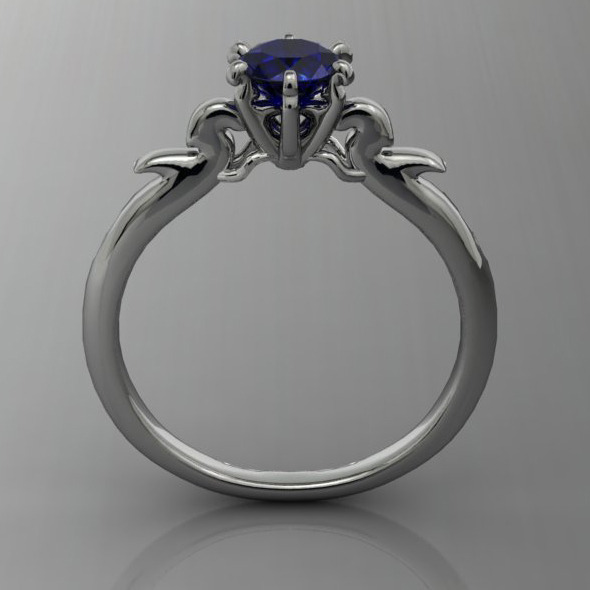 Diamond Ring NRC6 - 3DOcean Item for Sale