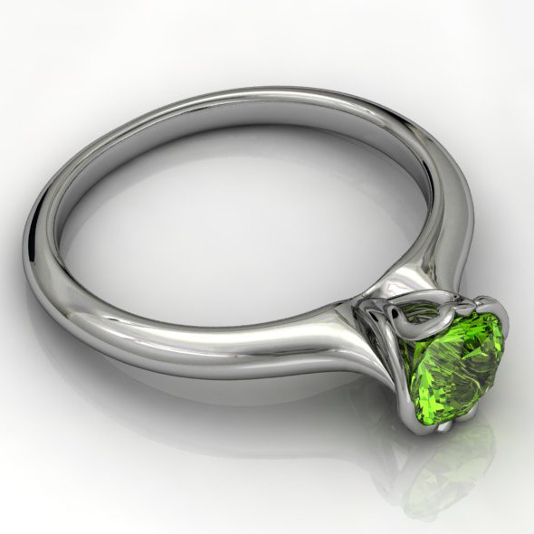 3DOcean Diamond Ring NRC8 4956127