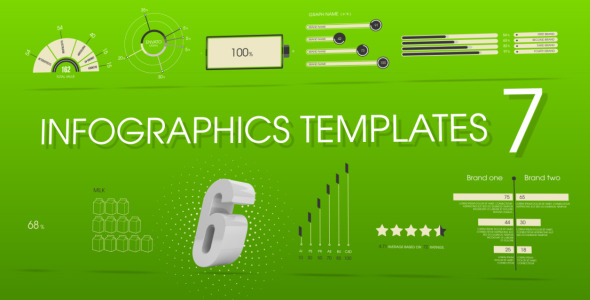 Infographics Templates 7