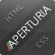 Aperturia Responsive HTML Template - ThemeForest Item for Sale