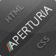 Link toAperturia responsive html template