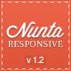 Nunta Wedding Responsive WordPress Theme  Free Download