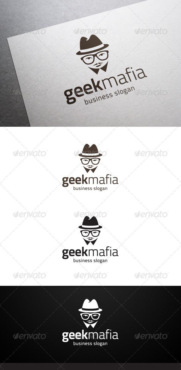Geek Mafia Logo