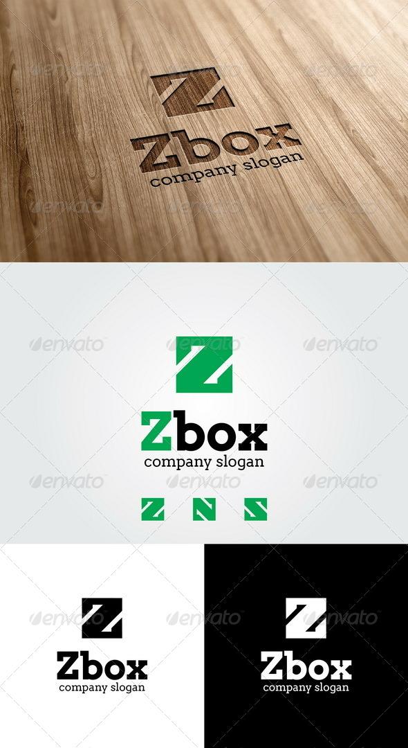 GraphicRiver Z Box Logo 4958969