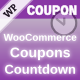 WooCommerce Coupons Countdown