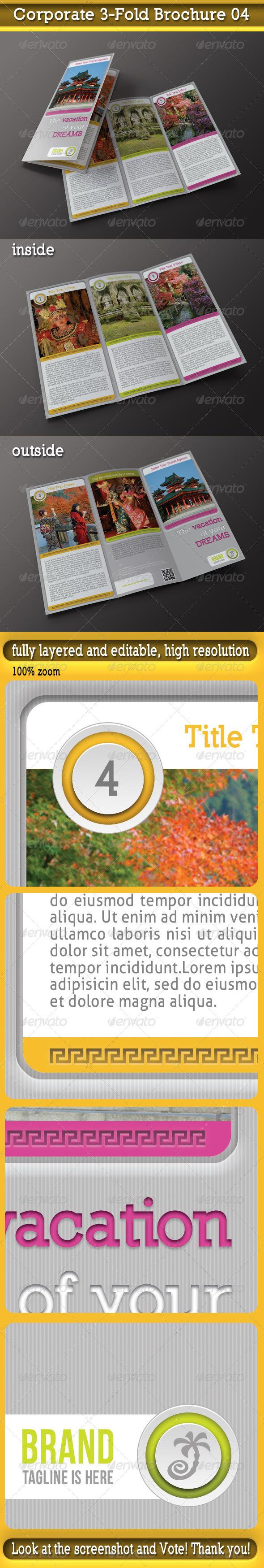 Corporate 3-Fold Brochure 04 - Corporate Brochures