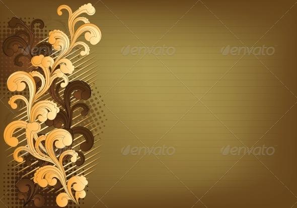 GraphicRiver Swirl Texture 4963051