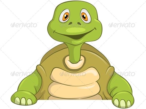GraphicRiver Turtle 4964283