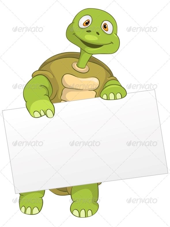 GraphicRiver Turtle 4964290