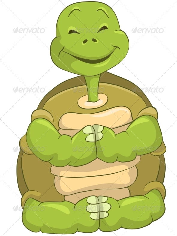 GraphicRiver Turtle 4964293