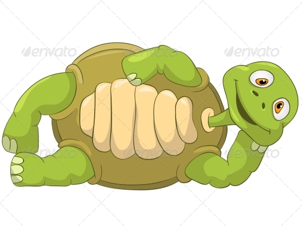 GraphicRiver Turtle laying 4964295