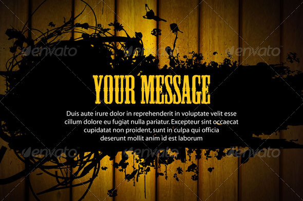 GraphicRiver Grunge Banners 4964326