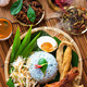 Malay food nasi kerabu - PhotoDune Item for Sale