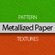 Metallized Colored Paper Texture - GraphicRiver Item for Sale