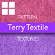Terry Colored Textile Texture