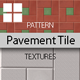 Pavement Tile Textures - 3DOcean Item for Sale