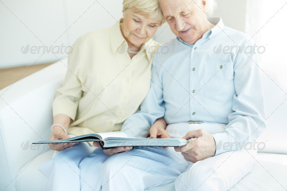 Spending time together - Stock Photo - Images