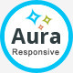 Aura – Responsive Theme - ThemeForest Item for Sale