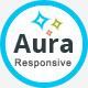 Aura – Responsive Theme