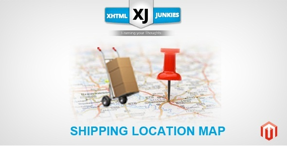 CodeCanyon Shipping Locations On Google Map 4938052