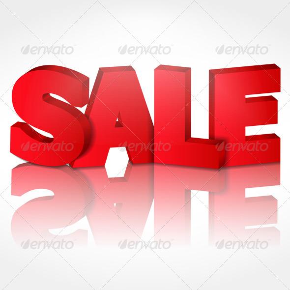 GraphicRiver 3D Sale 4966702