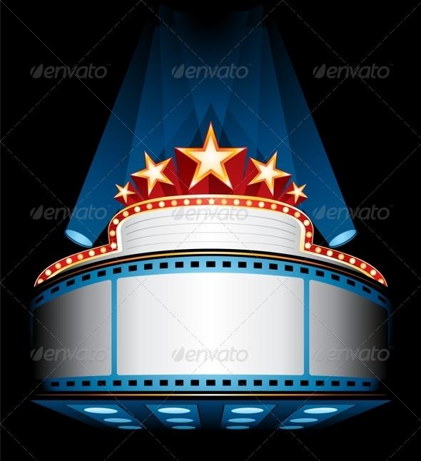 Movie Premiere - Decorative Symbols Decorative