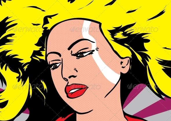 GraphicRiver Women Illustration 4967180