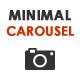 PhotoStore Minimal Carousel